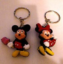 Key Chains-Mickey & Minie - Choice