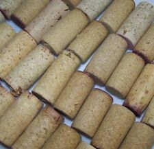 BLANK Natural USED Wine Corks Lot of 5 10 30 40 Recycled Upcycled Craft Project