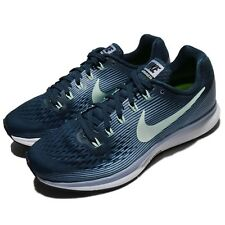 Wmns Nike Air Zoom Pegasus 34 Armory Navy Mint Women Running Shoes 880560-405