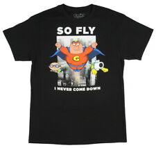 Family Guy Men's So Fly Peter Stewie And Brian T-Shirt