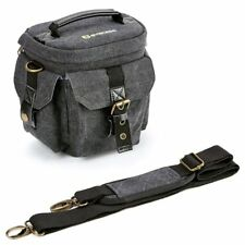 DSLR SLR Digital Camera Holster Carrying Bag Case For Mirrorless Micro 4 / 3