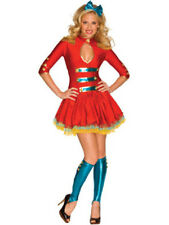 Adult Sexy Marching Band Majorette Adult Costume