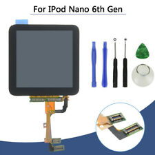 LCD Display Screen +Touch Glass Digitizer Assembly +Tool for IPod Nano 6 6th Gen