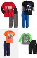 New Under Armour Baby Boys' Tee and Pants Set 12M, 18M, and 24M