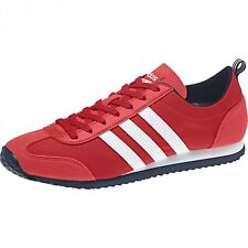 Adidas Performance Boots Sneaker MEN VS Jog Jogger Low-Top Red