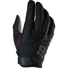 Fox Mtb Sidewinder 2016 Mens Gloves Bike - Black All Sizes