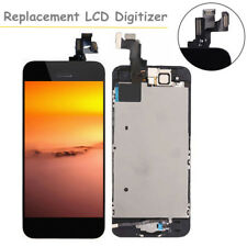 Apple iPhone 5 5S LCD Screen Full Replacement Display Digitizer Assembly + Tools