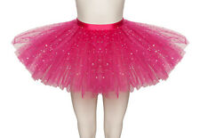 Peony Sparkly Sequin Dance Ballet Tutu Skirt Childs & Ladies Sizes By Katz