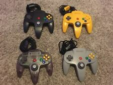 Official OEM Nintendo N64 Controllers NUS-005 - You Choose! Ships Fast!