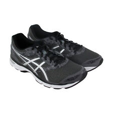 Asics Gel Excite 4 Mens Gray Mesh Athletic Lace Up Running Shoes