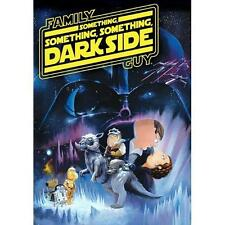 Family Guy: Something, Something, Darkside (DVD Movie) Animated Star Wars Spoof