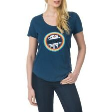 Rip Curl Wisler Womens T-shirt - Insignia Blue All Sizes