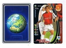 WIZARDS Premier League 2001-02 football card – VARIOUS Teams A to D