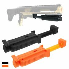 AK Blaster MOD Pump Grip Kit Shot Gun Style 3D Print for Nerf Rampage Modify Toy