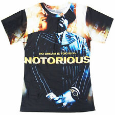The Notorious B.I.G. BIG Biggie Smalls T-Shirt Unisex Men Women Shirt All Size