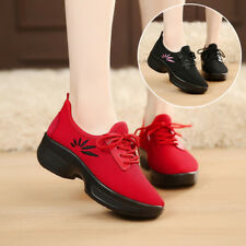 Women Sneakers Size Outsole Shoes Casual Soft Hip Flats Running Athletic Sports