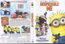 DVD:  DESPICABLE ME .....STEVE CARELL.....NEW
