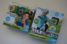 New Discovery Kids Digital Camera * Photo/Video Adventure Camera