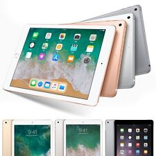 "Apple iPad 2018 (6th Generation) 9.7"" 32GB 128GB Wi-Fi + Cellular Retina Display"
