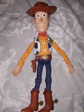 Disney Pixar - Toy Story Woody Character with Pull Cord Voice activation