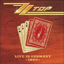 Live in Germany 1980 by ZZ Top (CD, Jun-2011, Eagle Rock)