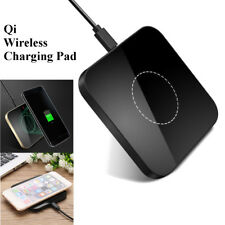 Qi Wireless Fast Charging Pad For iPhone Xs XR Xs Max Samsung S9/S8 Smart Phone