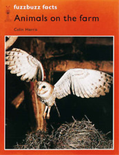 Animals on the Farm: Fuzzbuzz Facts Level 2, Harris, Colin, Used; Good Book