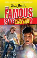 Famous Five Adventure Game Books: 2: Find Adventure, Blyton, Enid, Used; Good Bo