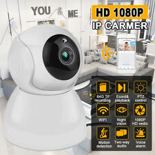 HD 1080P Home Security IP Camera WiFi Wireless CCTV Network Camera Baby MonitorZ