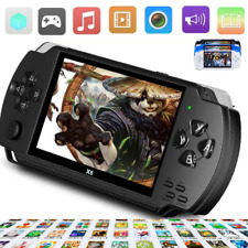"""8GB Retro Mini Handheld Game Console Built-In 10000 Games Portable 4.3"""" Player"""