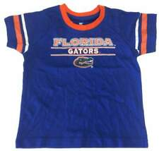 d158fde30 Florida Gators Colosseum INFANT Blue Orange Crew Neck T-Shirt (6-12M)
