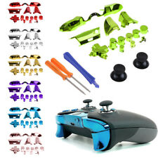 DV_ Replacement Bumper Trigger Button Tools Set for XBOX One Elite Controller Co