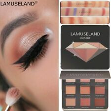 9 Colors Glitter Eyeshadow Makeup Palette Nude Matte Eye Shadow Palette Shimmer