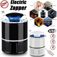 Electric Mosquito Killer with Trap Lamp Chemical UV LED Light Fly Bug Zapper LED