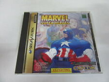 Marvel Super Heroes Sega Saturn JP GAME. 9000012196457