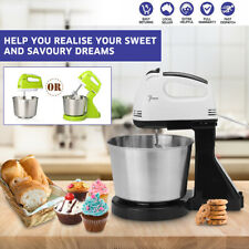 Electric Food Stand Mixer 7Speed Tilt-Head Stainless Steel Bowl Dough Bread