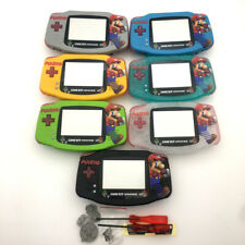 7 Colors SUPER MARIO 2 Series Housing Shell case Cover For Game Boy Advance GBA