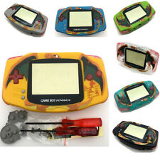 7 Colors Pokemen Charmander Housing Shell case Cover For Game Boy Advance GBA