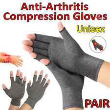 Medical Arthritis Gloves Compression Copper Pain Relief Hand Wrist Support Gift