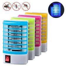 LED Socket Electric Mosquito Killer Light Fly Bug Insect Trap Zapper Night Lamp.