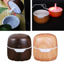 300ml Essential Oil Diffuser 300ml Cool Mist Humidifier for Bedroom Home