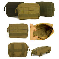 Tactical Waist Pack Belt Molle Bag Work Pouch Camping Hiking Wallet Phone