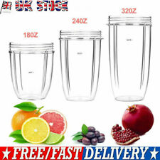 18/24/32oz Spare Large Cups Replacement Cup Mug for 900W Nutribullet Juicer UK
