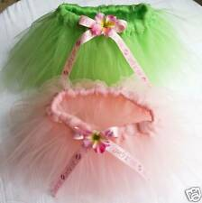 Custom Baby Infant Tutu 0-12mo Newborn Photo babyshower