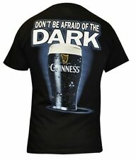 Guinness Do Not Be Afraid T Shirt -Official Guinness Merchandise  434