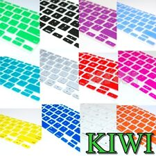 Silicone Keyboard skin case cover for Old Macbook A1181