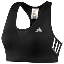 Adidas Response Crop Damen Running Shirt Top schwarz