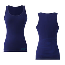 Zumba Ribbed Logo Tank Awesome Fit Navy + Free Gift