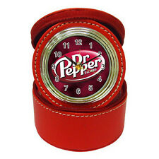 New* HOT DR PEPPER Jewelry Case Clock Optional Pattern