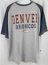 DENVER BRONCOS NFL LICENSED TEAM APPAREL SHIRT BIG & TALL SIZES NEW